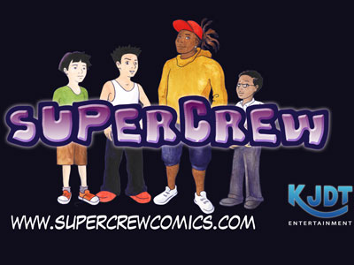 Supercrew KJDT Entertainment